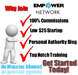 why work from home  with Empower-Network