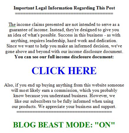 income_disclaimer_website