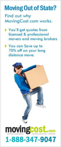 Get Moving Cost Quotes