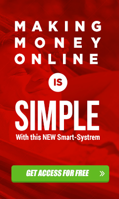 making money online is simple